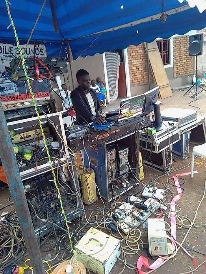 DJ Riesgo de incendio