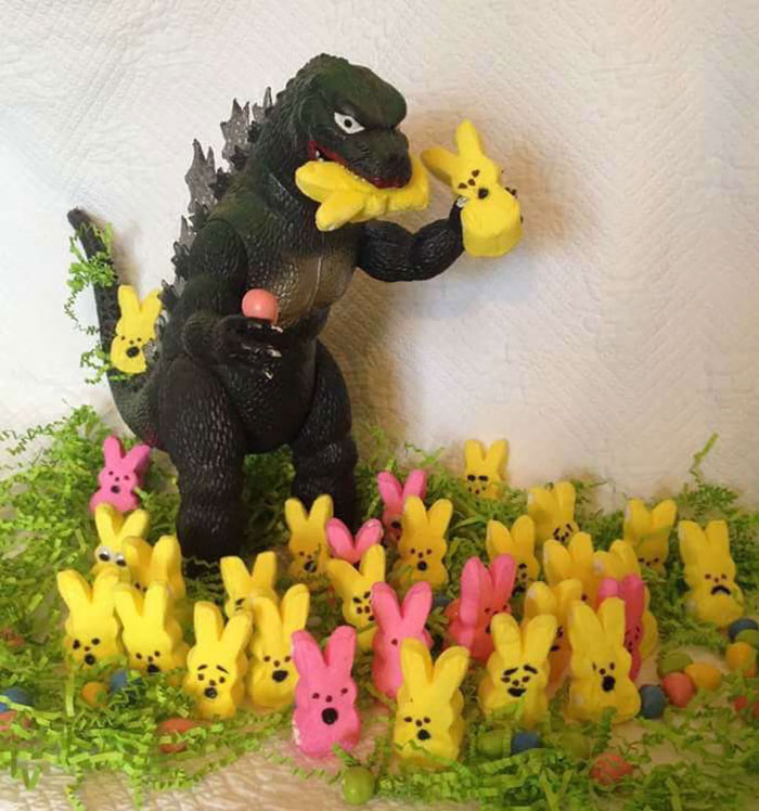 My Mom Sent This To Me For Easter. I Love My Mom