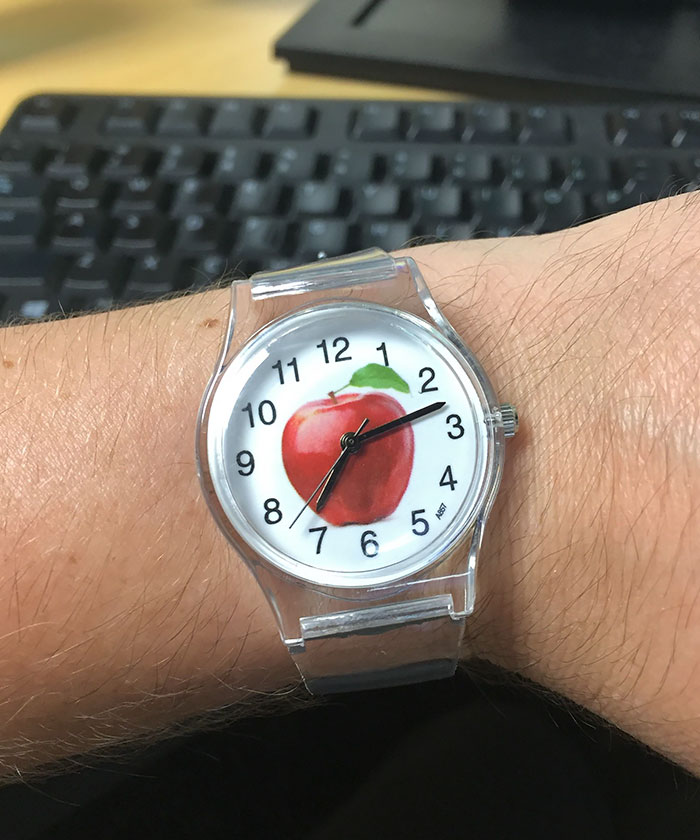 I Asked For An Apple Watch For My Birthday. This Is What I Got