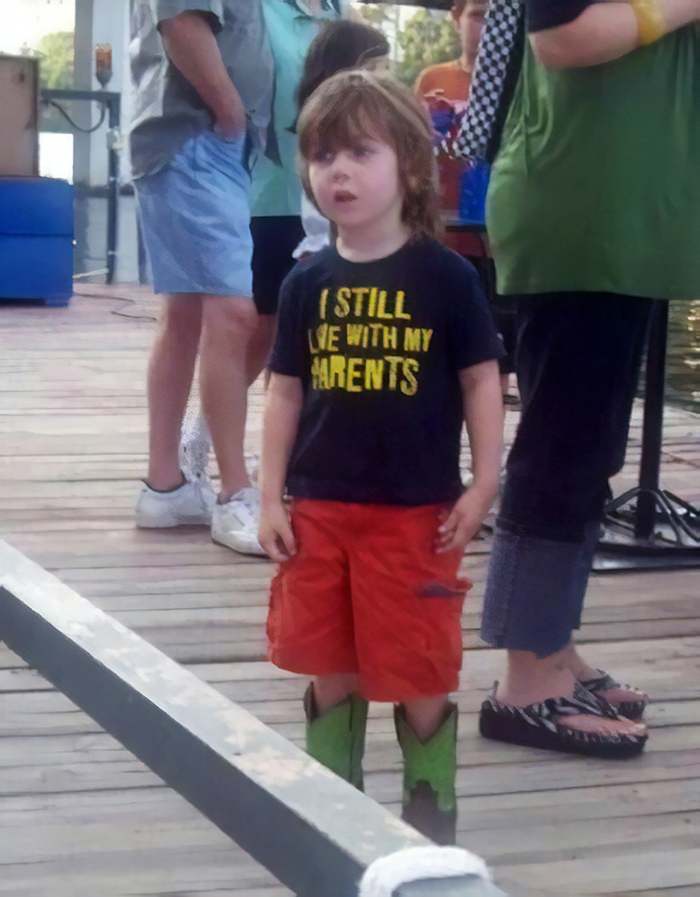 If I Ever Have A Son, I'm Making Him Wear This T-Shirt