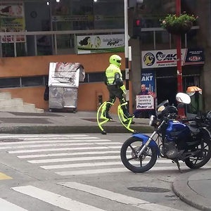 We Are In 2018, While This Policeman Is Living In 3018