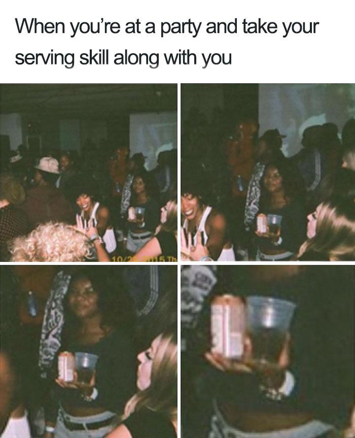 Restaurant Meme