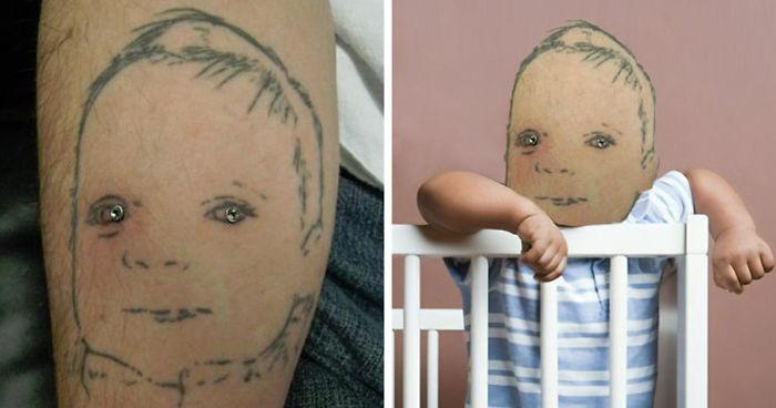 Minimalistic Baby