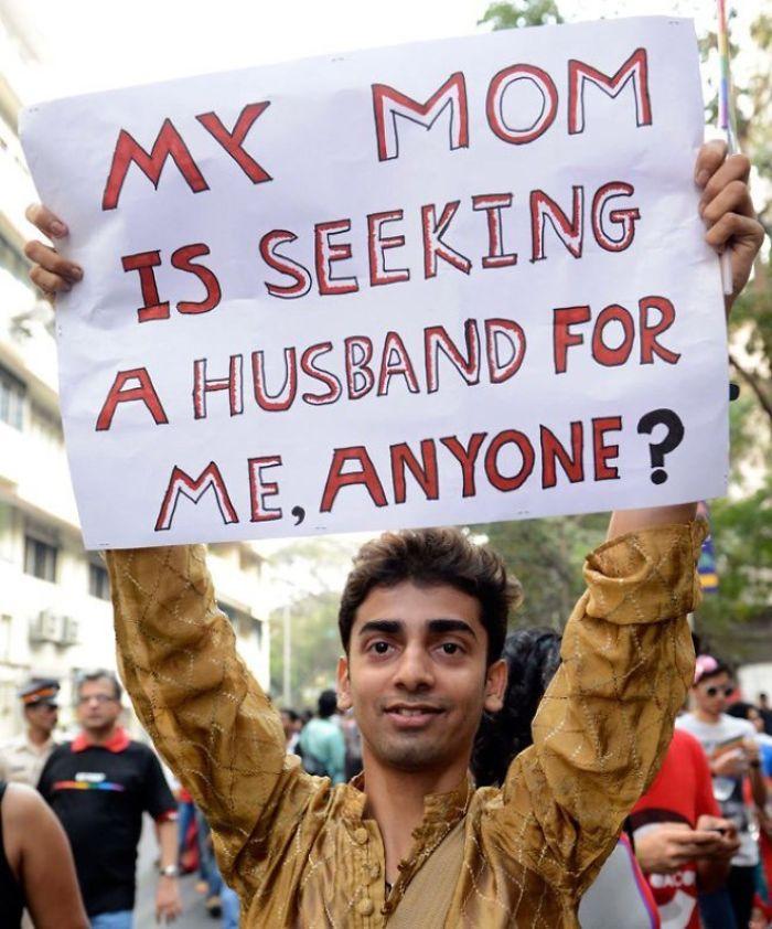 My Mom Is Seeking A Husband For Me, Anyone?