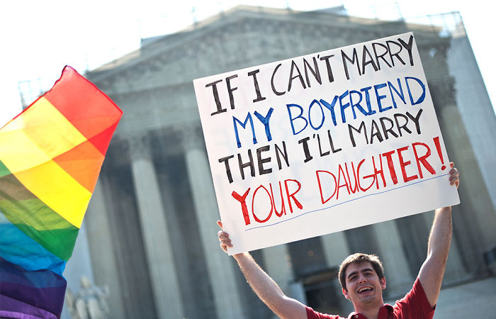 If I Can't Marry My Boyfriend Then I'll Marry Your Daughter!