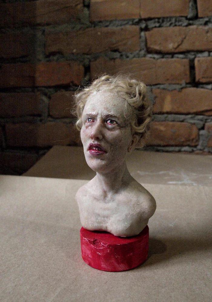 I Скульптурные грани полимерной глины
