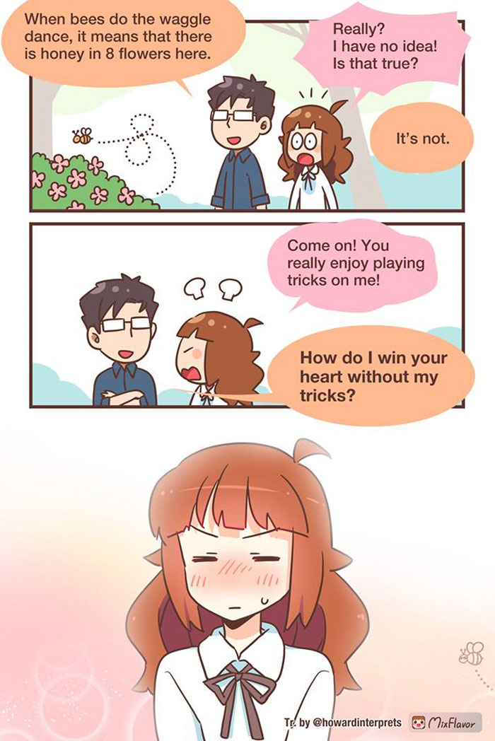 This Artist Creates The Sweetest Relationship Comics And They Will Give You Butterflies