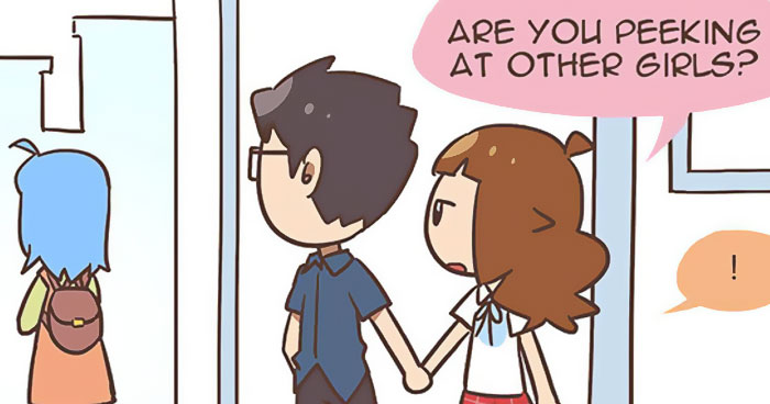 36 Extremely Sweet Relationship Comics That Will Either Give You Butterflies, Or Make You Throw Up