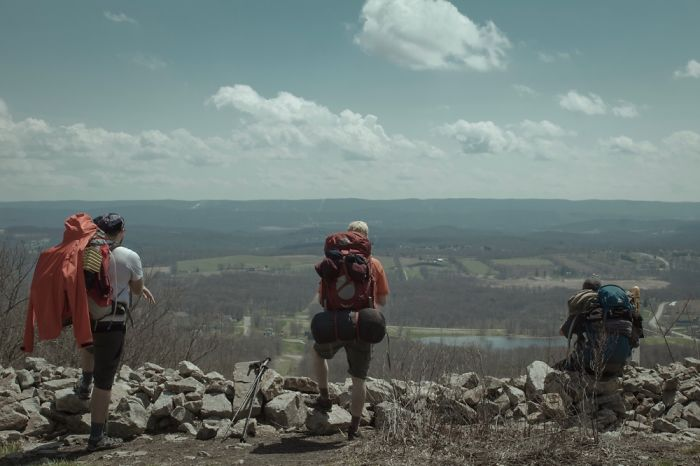 Back Packing In New Jersey On The Appalachian Trail