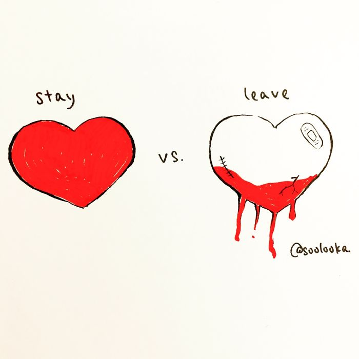 Love Vs Hurt