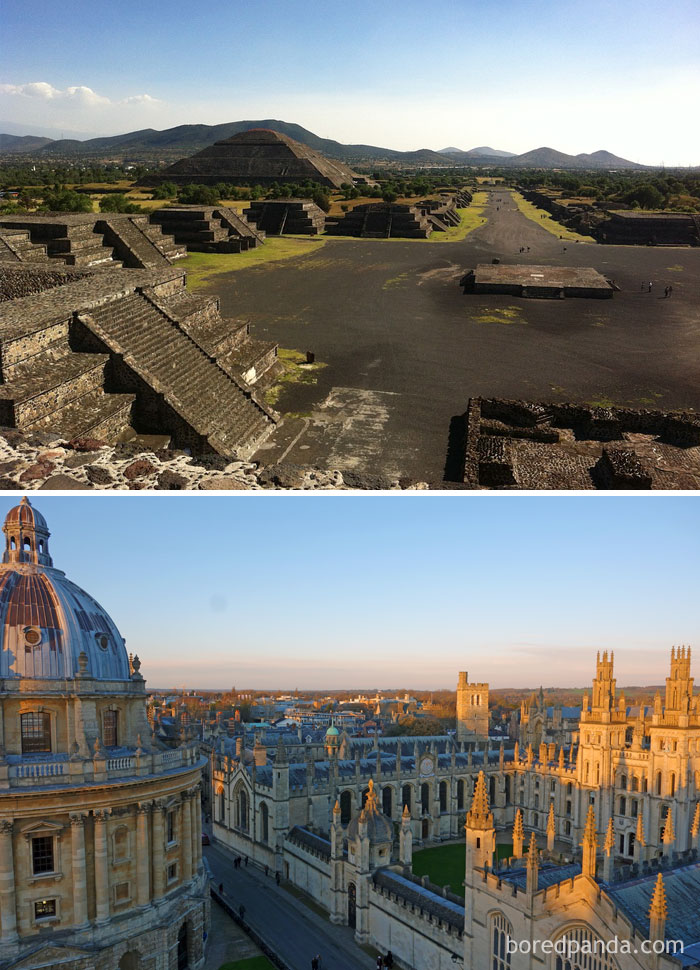 Oxford University Existed For Hundreds Of Years Before The Aztec Empire Was Founded (1428)
