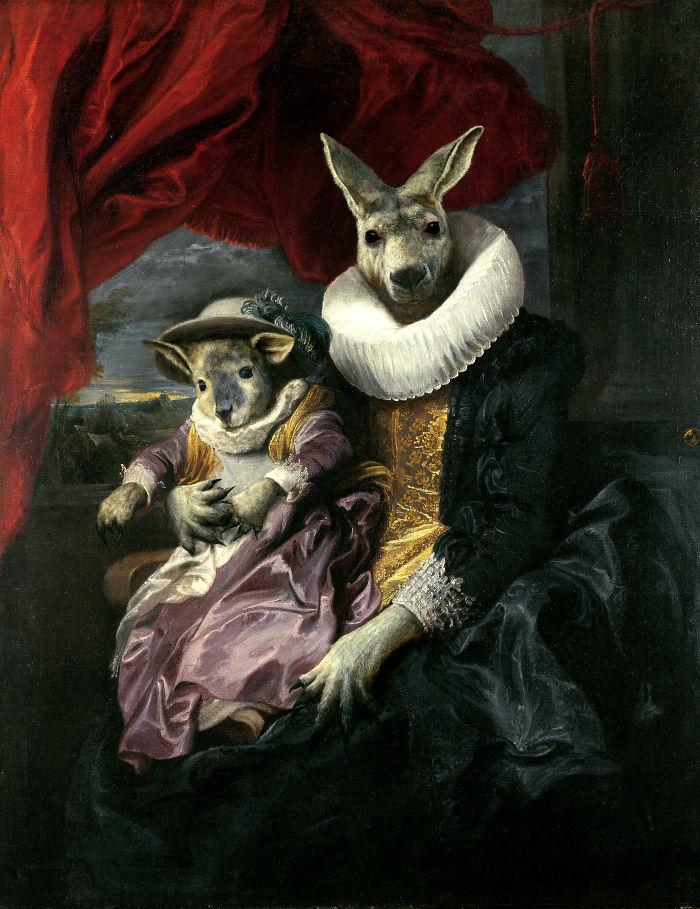 Duchess Kangaroo
