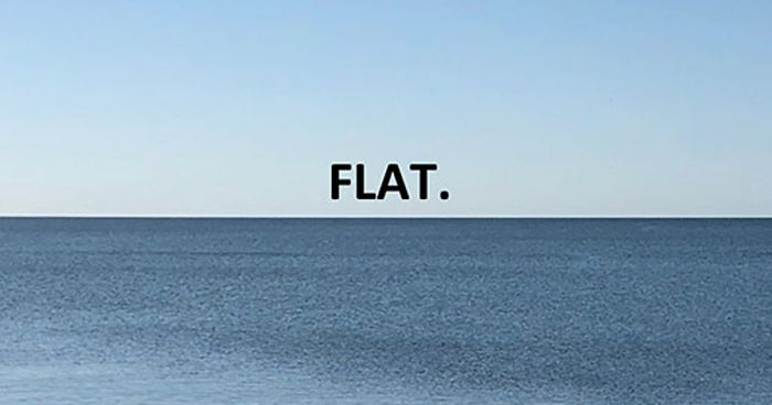 Image result for earth flat or not