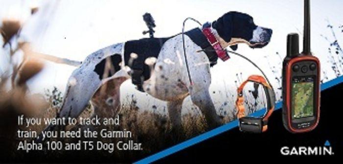 Brand New Set Garmin Alpha 100 With Tt15 Collars