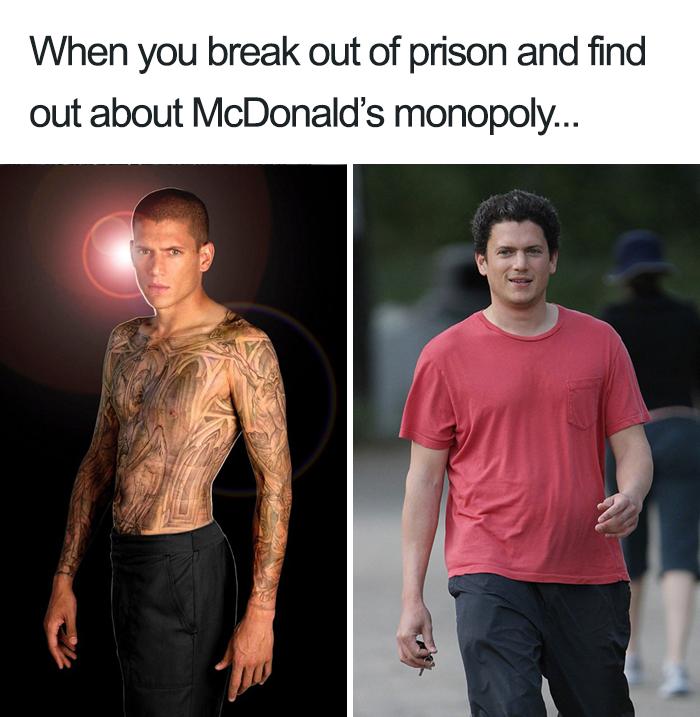 meme mental health prison break wentworth miller 10 prison break star wentworth miller opens up about depression and