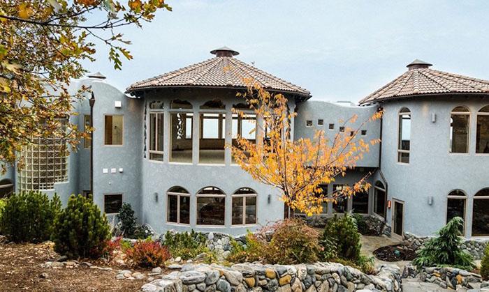 Esta casa parece normal por fuera, pero al entrar ves por qué cuesta 7.600.000$