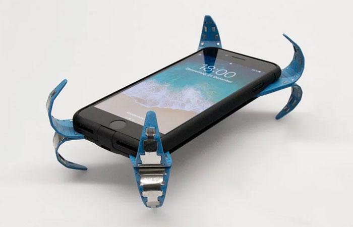 Đây là chiếc ốp lưng trong mơ có thể giúp smartphone của bạn hạ cánh an toàn trong mọi trường hợp