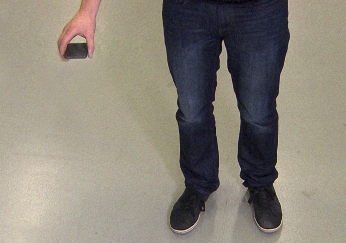 "Genius Student Invents ""Mobile Airbag"" That Deploys When You Drop Your Phone, Tries It With His Phone"