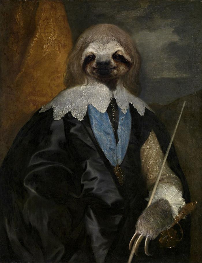 Esquire Sloth