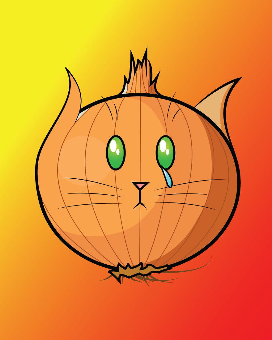 Onion Cat