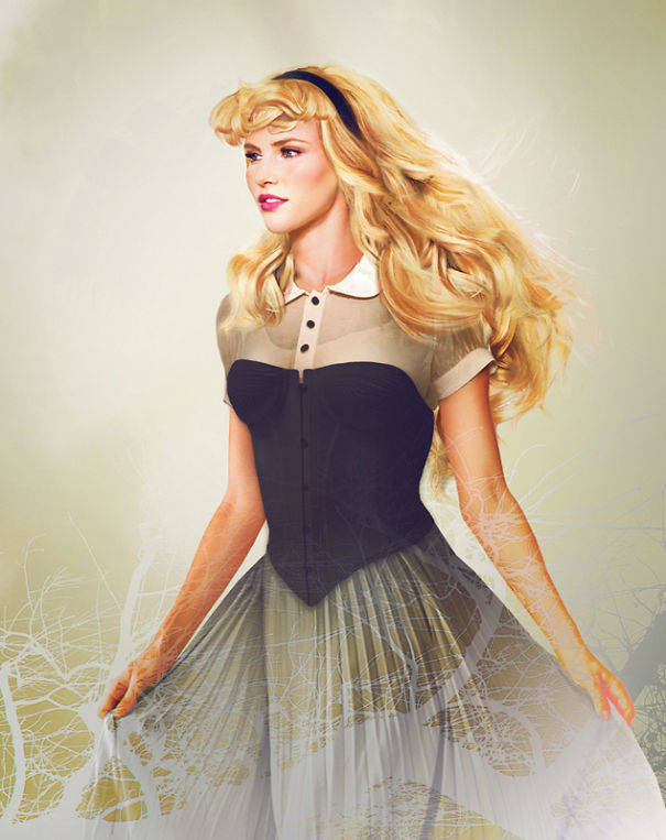 Princess Aurora From Sleeping Beauty