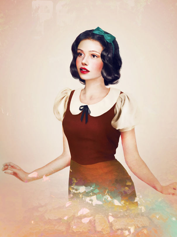 Snow White From Snow White