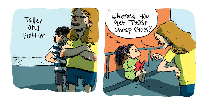 Artist Searches For Her Childhood Bully On Facebook, Doesn't
