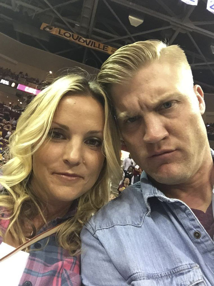 Image result for josh mccown wife pics
