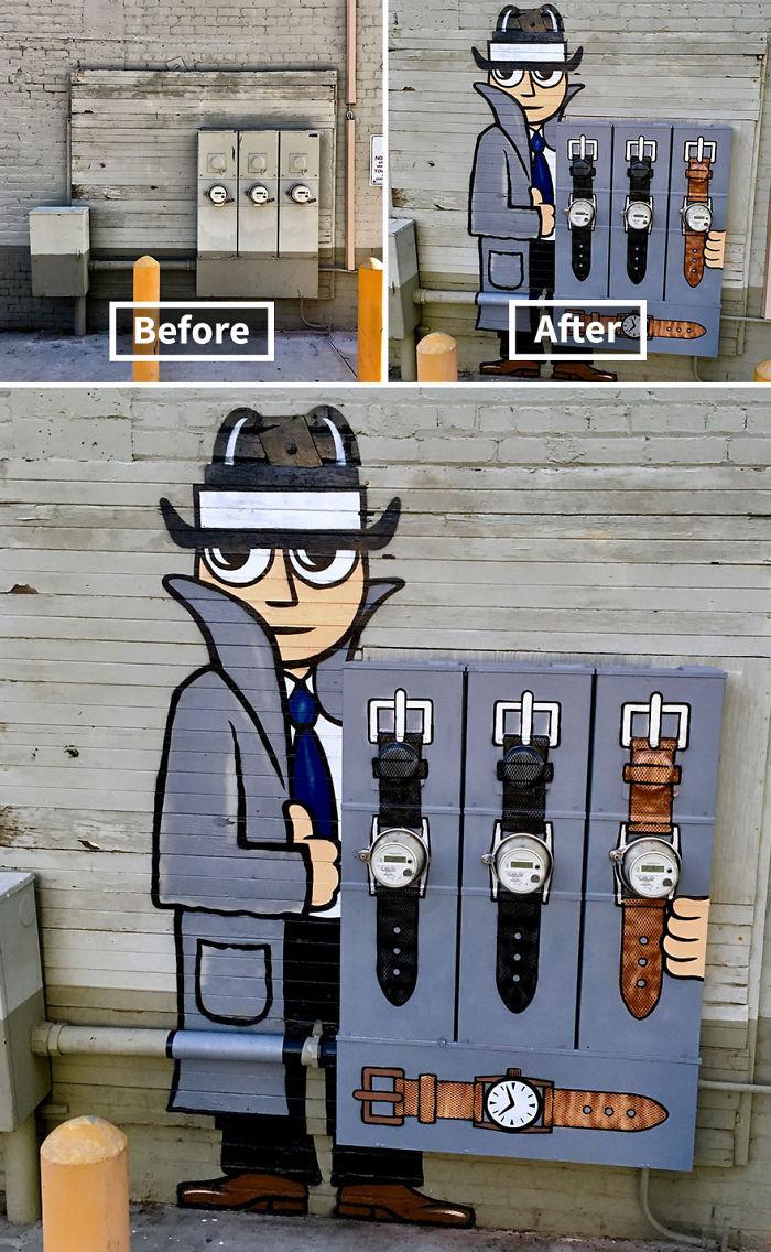 Street-Art-Tom-Bob-New-York-City