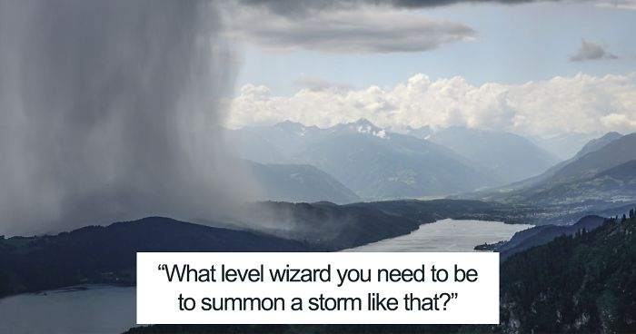 This Mountaineer Stunned The Internet With Rare Timelapse Of Incredible Storm Phenomenon