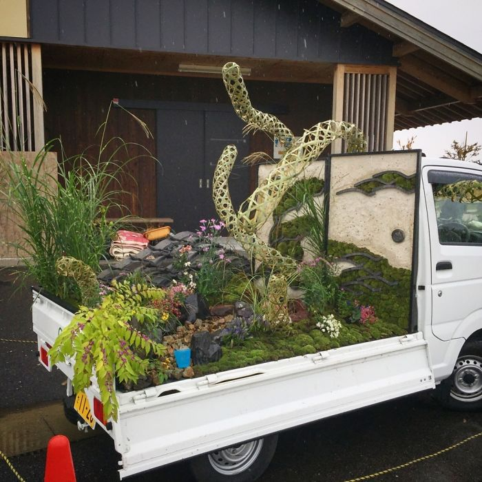 Viral Media Bangka Belitung: Mini Truck Garden Contest