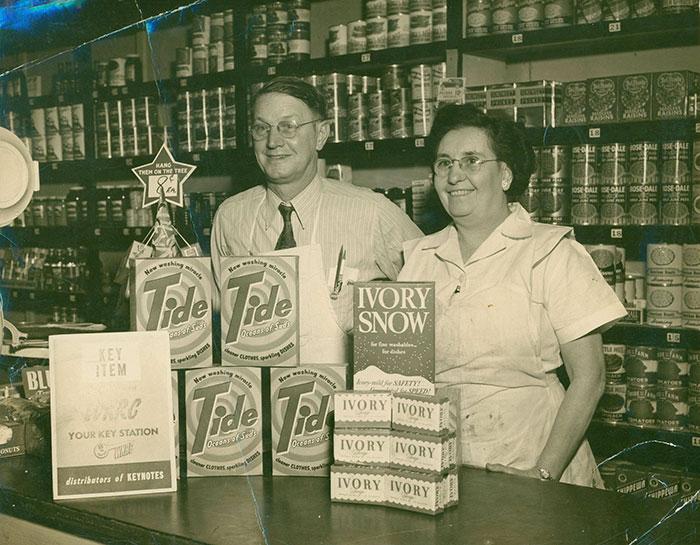 My 2nd Great Grandmother Opening Her Store In Cincinnati, Ohio