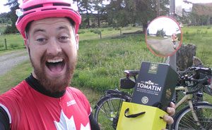 Virgin Trains Didn't Have Space For This Guy's Bike, So He Cycled 170 Miles Instead And And It Turned Out Better Than You'd Expect