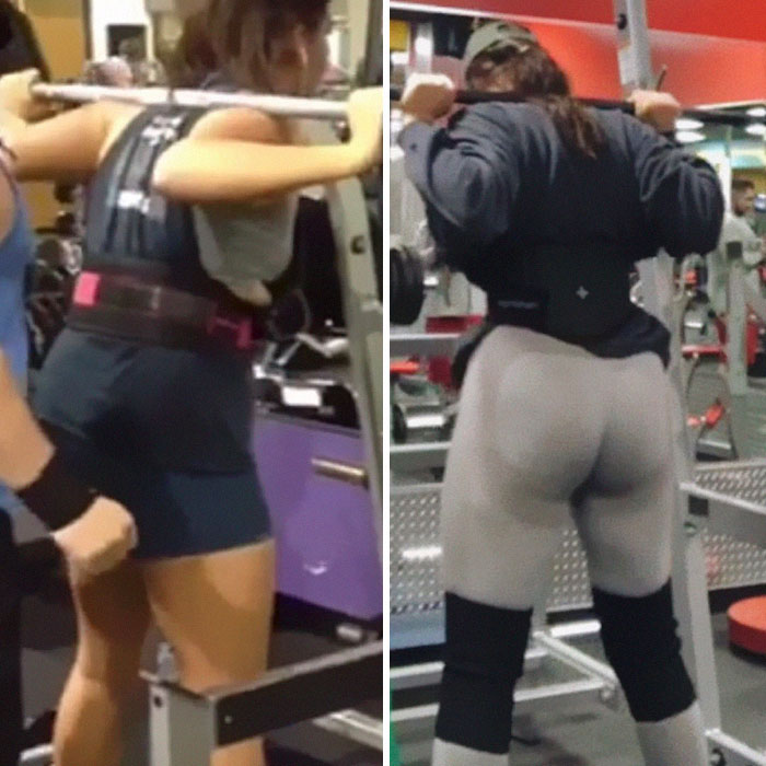 300lbs Woman Reveals What 3 Years Of Workout Did To Her Body, And Her Transformation Photos Are Unbelievable
