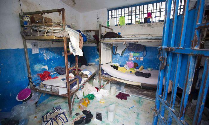 Haiti's Civil Prison, Arcahaie, Haiti