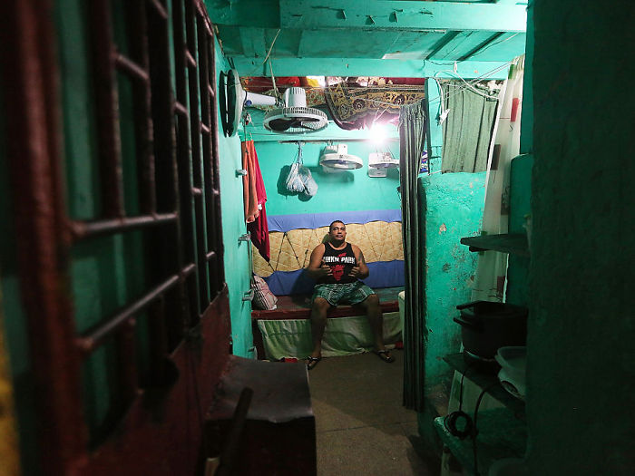 Desembargador Raimundo Vidal Pessoa Penitentiary, Manaus, Brazil