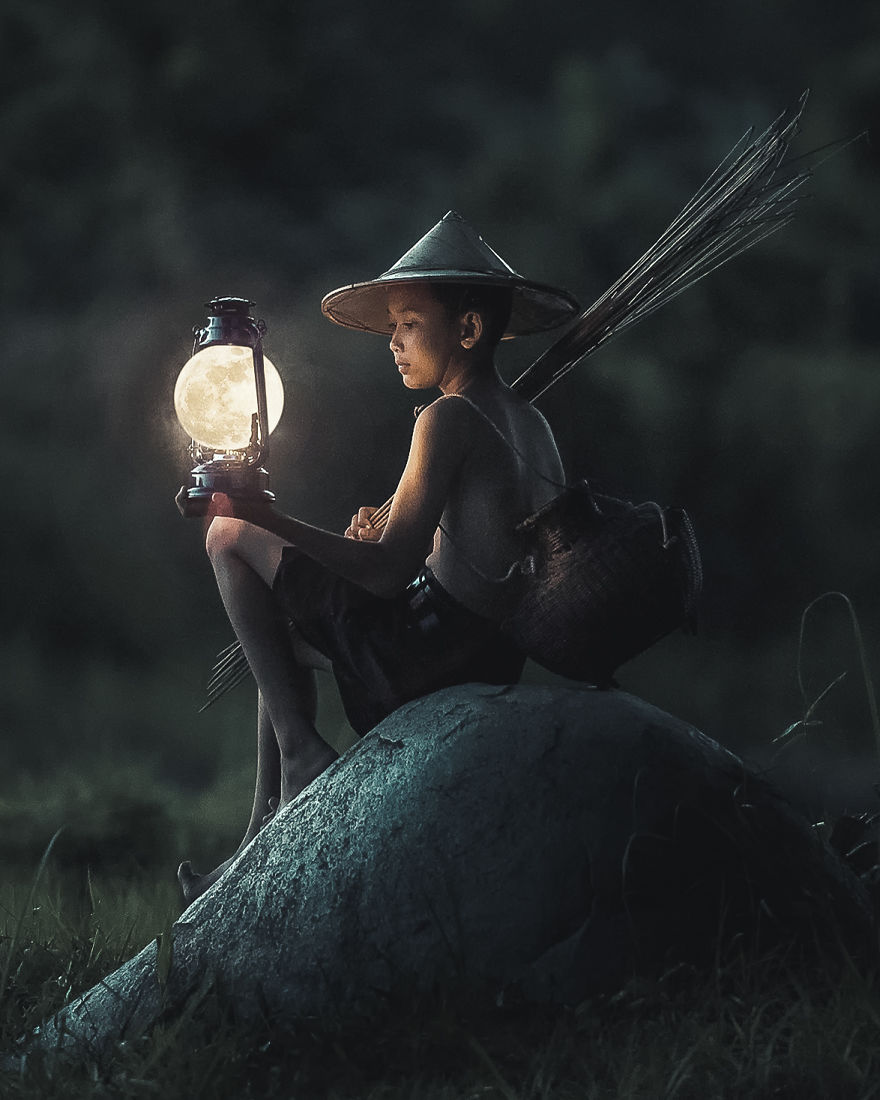 Moon Fascination