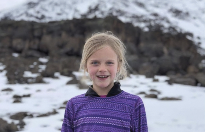 7 Year-Old-Girl Breaks World Record As The Youngest Girl To Ever Climb Mt. Kilimanjaro, And The Reason Behind It Will Melt Your Heart