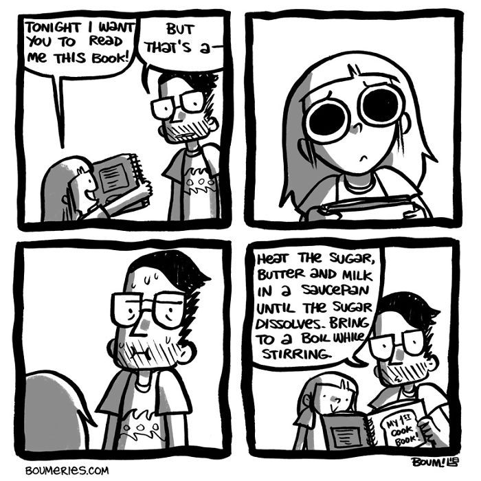 I Make Funny And Relatable Comics About Being A Parent (20+ Pics)