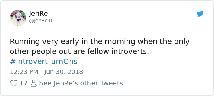 Things Turn Introverts On