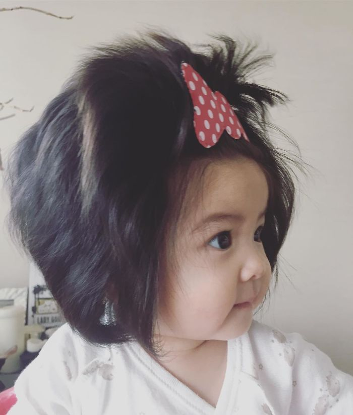 This Baby Hairy Will Be The Cutest Thing You'll Ever See Today