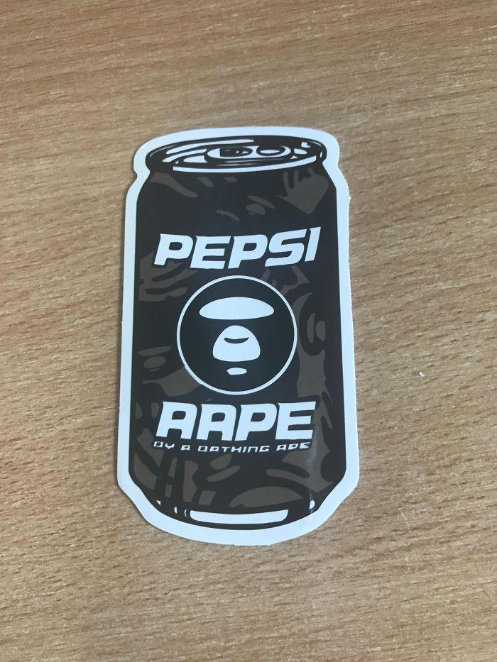 In A Random Sticker Pack