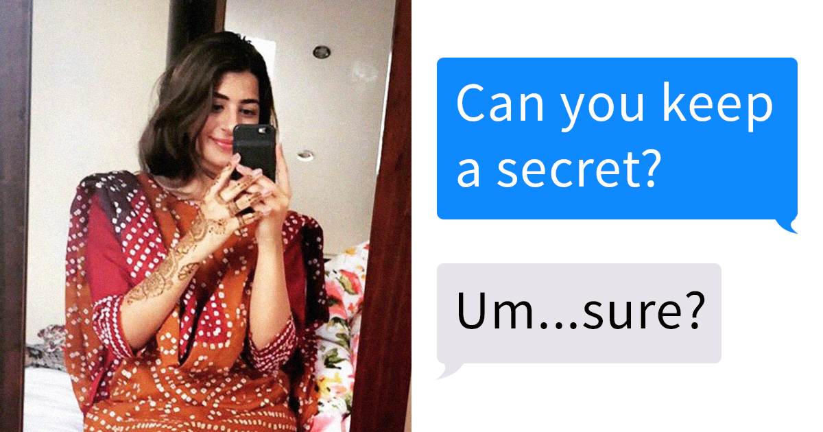 Mom Calls Daughter Asking If She Can 'Keep A Secret' From Dad, And It Escalates Hilariously