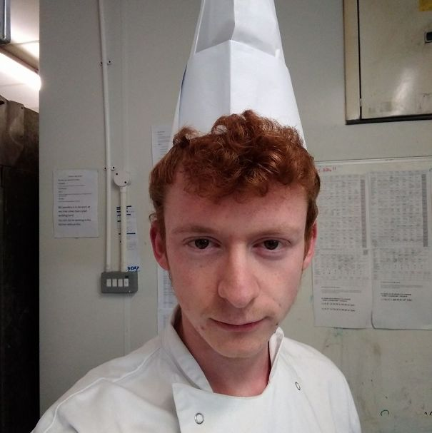 I Work In A Kitchen. You Have No Idea How Many People Say 'You Look Like The Guy From Ratatouille'. Every Damn Minute