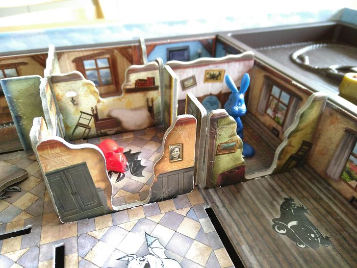 The Author Sneaked His Own Portrait Into The Tabletop Game