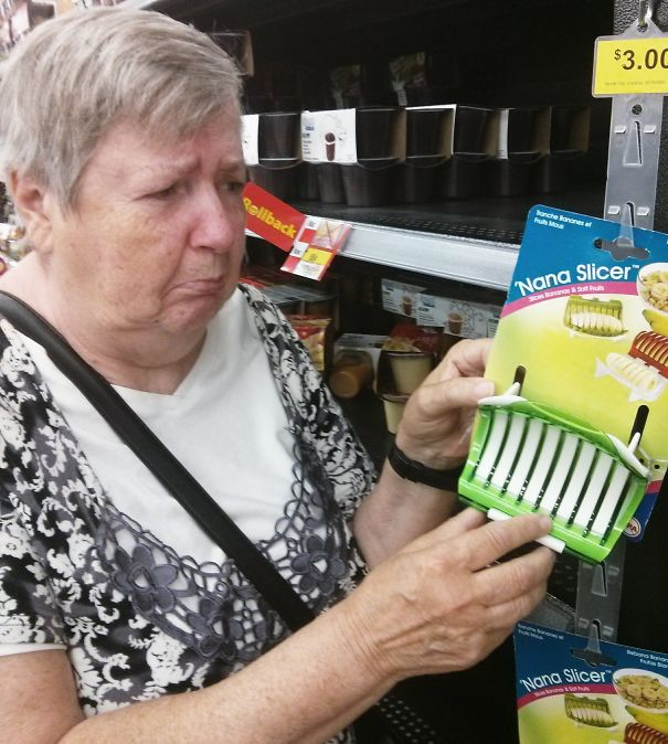 Walmart Has Some Terrifying Products. Nana Wasn't Too Happy About It