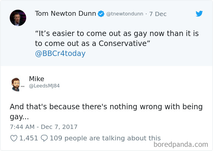 There Is Nothing Wrong With Being Gay