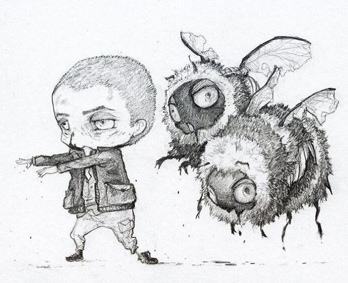 Walking Dead Zombee