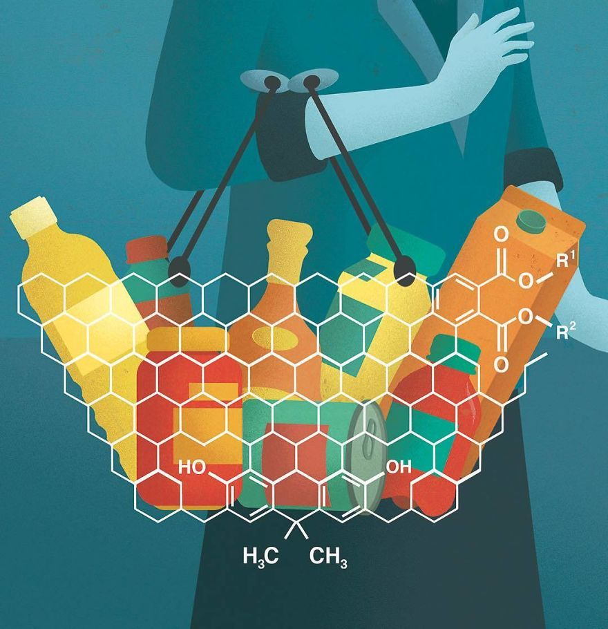 Dangerous Chemicals In Foodpackaging