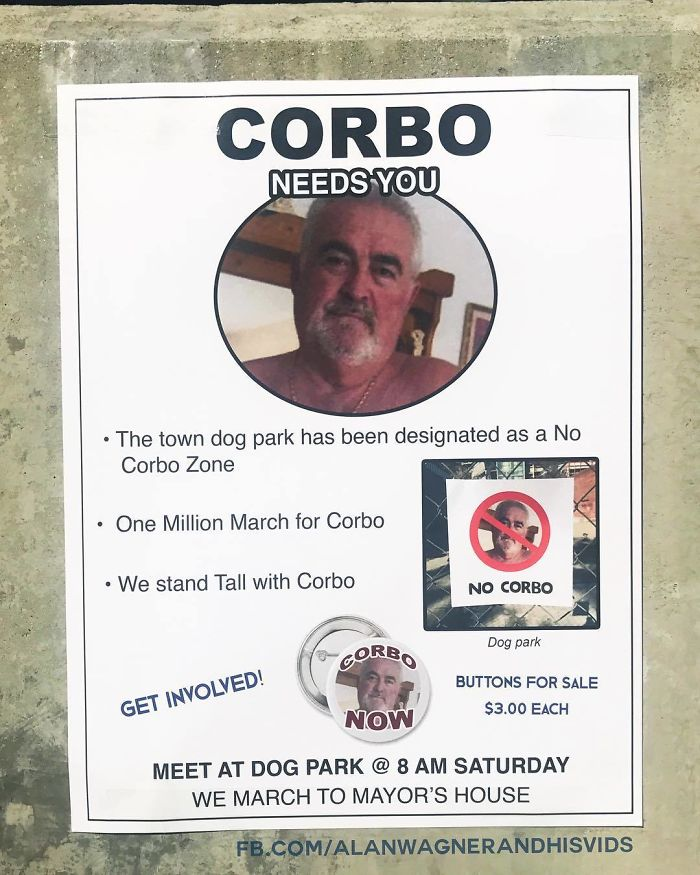 Do You Stand Tall With Corbo?